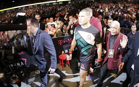 UFC: Cain Velasquez is back - but he's not chasing the