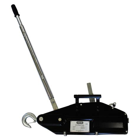 ¾ Ton - 3 Ton Magna Wire Rope Puller/Grip Hoist w/o Cable