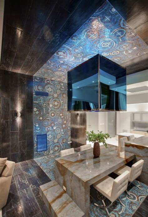Extremely Modern And Cool Apartment Interior Design - DigsDigs