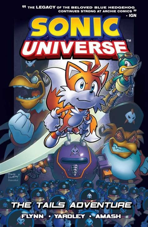 Sonic Universe Volume 5: The Tails Adventure | Sonic News
