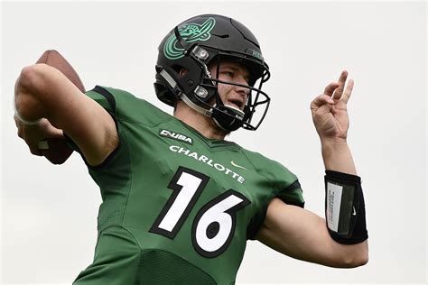 Tennessee Football Opponent Preview: Charlotte 49ers