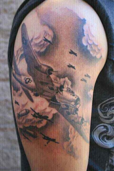 Air Force Tattoos Designs, Ideas and Meaning   Tattoos For You