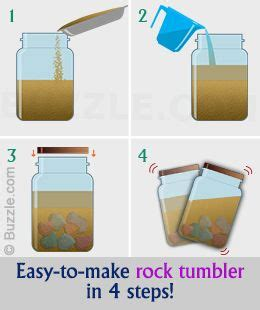 Extremely Easy Instructions on How to Make a Rock Tumbler