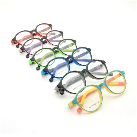 Wholesale Wenzhou Tr90 Cheap Round Student Kids Optical