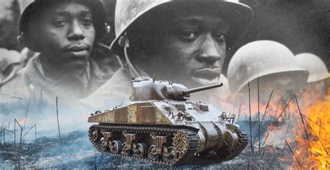 """The Mighty B Company """"Black Panthers""""of World War II"""