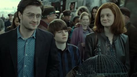 """The HARRY POTTER """"19 Years Later"""" Epilogue Scene Is Today"""